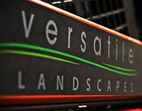Versatile Landscapes - Branding