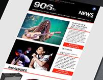906 | Newsletter Layout