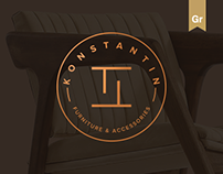 Konstantin Furniture & Accessories - Branding Design