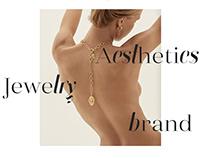 Caviar Jewellery store e-commerce redesign concept