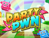 PARTY PAWN UI/UX DESIGN