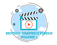 Motion Graphics videos volume1