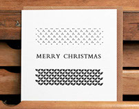 Letterpress cards: design, typesetting & printing