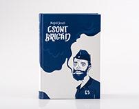 Csontbrigád/ Book redesign