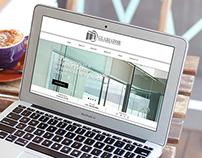 gladiator website design