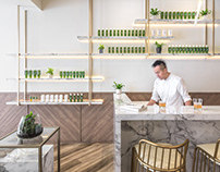 Yang-Shih Health Food Store/ RIS Interior