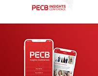 PECB INSIGHTS CONFERENCE APP