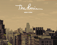 THE PARIS RESIDENCES NEW YORK