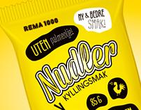 REMA 1000 Noodles