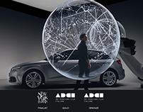 Audi A3   Welcome Tomorrow   TVC   Print   Website