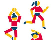 Sportez-vous bien!