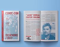 Suplemento Comiccon