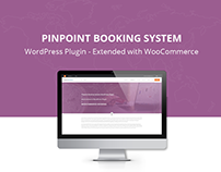 Pinpoint Booking System - extended with WooCommerce