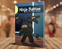Ninja Babies Children's Book