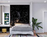 HK1 Bedroom for girls 1