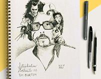 Illustration/portraits