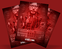 La Casa de Papel - Artwork