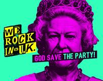We rock in the U.K.