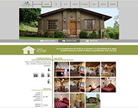Sitio Web y Mapa 3D para Villaseca -Hotel, Spa & Golf-