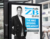 Newstalk ZB Brand Campaign
