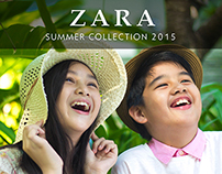 ZARA KIDS Summer Collection 2015