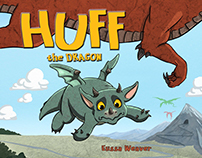 Huff the Dragon (Children's Book)
