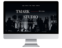 Tmark Studio website