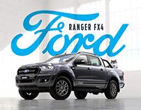 Ford Ranger FX4 TVC