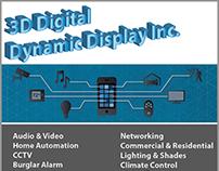 3D Digital Dynamic Display Inc. Angie's List Ad