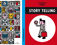 Les aventures de Poes - Storytellings - Catalogue