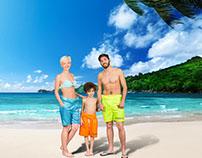 SWIMSOS -- Innovative Life Saving Swim Shorts