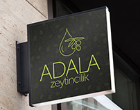 Adala Zeytincilik Logo & Packaging Design