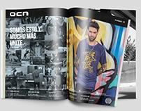 Publicidad Ocn en Revista Oportunidades