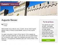 Hotsite: ClubeW de Junho/2012