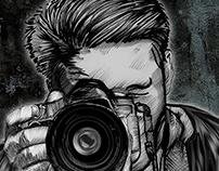 Wide Angle Photographer
