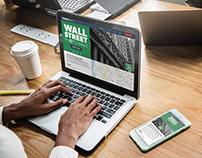 Wall Street Photo Walk Invitiation Page