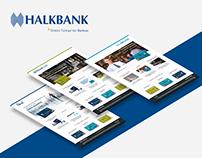 HALKBANK Mailing Design
