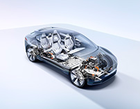 Jaguar I-PACE Concept / CGI