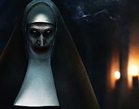 The Nun (2018) Movie Poster