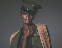 Modern Strong: Military Editorial
