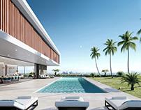 Villa in LA