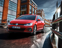 Volkswagen - The new Golf GTI