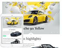 Porsche 911 Web Concept - Cardekho.com