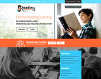 Online Reading Tutoring (Java Stack)