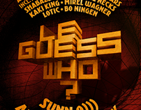 Le Guess Who? 2015