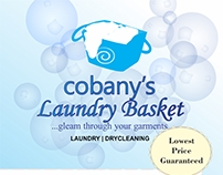 Cobany's Laundry Basket Dry Cleaning Service