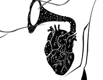 My heart is a musical instrument