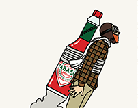 Tabasco advertising