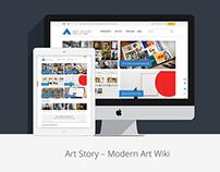 Art Story – Modern Art Wiki