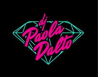 PAOLA DALTO - Party Flyers